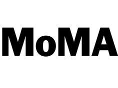 MoMA Logo #museum #modernart #culture