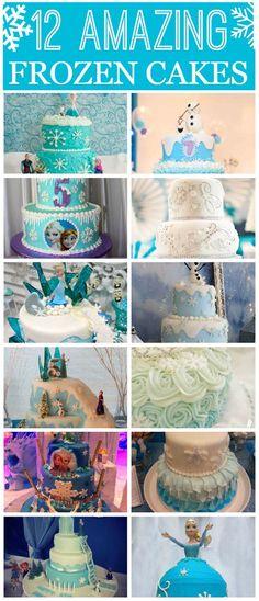 12-amazing-Frozen-cakes.jpg 602×1,400 pixels