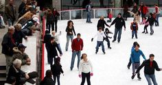 Looking for something fun to do in the chilly weather? We've compiled a list of local ice rinks and each one's availability for open skate this winter!
