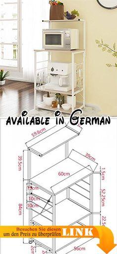 B00HSYMEOG  XORA Hochschrank 32x178x30 cm Holz Farbe weiss Maße - unterschrank küche 60 cm