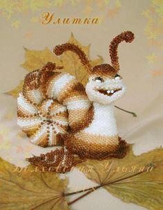 Vseselaya snail by Ulyana Volhovskaya from Ukraine.
