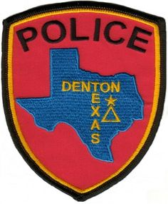 ★ DENTON, TEXAS ★ POLICE ★ SSI ★