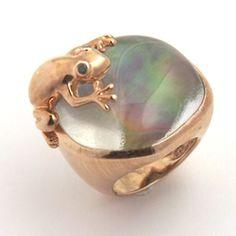 Anillo Frog #joyeria #ring #jewelry