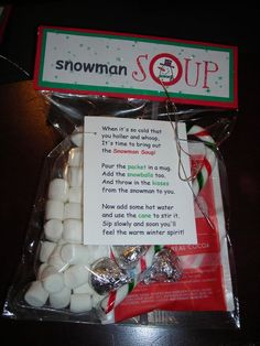 snowman soup - Yahoo Image Search Results