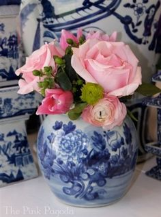Chinoiserie Chic: The Ginger Jar