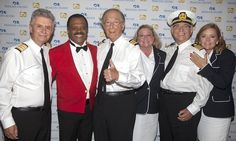 The Love Boat cast reunites nearly 30 years after going off the air