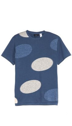 Paul Smith Jeans Large Polka Dot T-Shirt