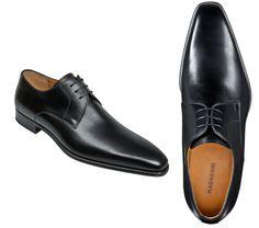 Black business shoe by Magnanni http://www.eckerle.de/marken/magnanni/