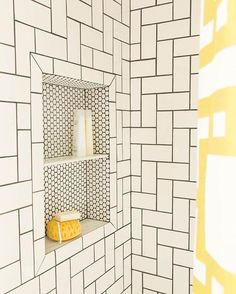 Uptown Savvy Retro Style Studio Tiling