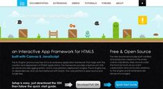 8 Useful HTML5 Frameworks For Developers To Speed-Up Their Development Process