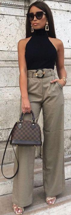 Women Clothing 30 Beautiful Fall Outfits You Should Already Own! Women ClothingSource : 30 Beautiful Fall Outfits You Should Already Own! Fashion Mode, Work Fashion, Trendy Fashion, Womens Fashion, Fashion Trends, Fashion Ideas, Classy Fashion, Style Fashion, Mode Outfits