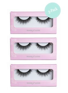 Love these! House of Lashes Noir Fairy 3pk