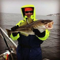Fishing season has started🐟 First guests from Finland this year.. #andørjahavfiskesenter #cod #torsk #bookwithus #norway #visitnorway #fishing #fishingnorway #norwaynature #fish #fiske #finland #tourism #havfiske #seafishing #boat #sea #northnorway #hotel #ignordnorge
