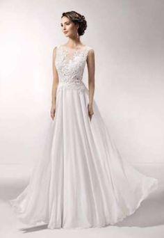 1 500 zł: Sprzedam zjawiskową suknię ślubną firmy Agnes kolor ecru, model z tego roku 15215, kupiona w salonie Mavi na lipcowy ślub za 3000 zł. Szyta na miarę, wzrost 170 + 10 cm buty (można bez problemu skróc...