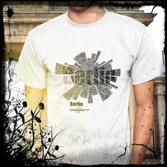 Berlin Map by ShirtUrbanization on T-Shirts and more. http://www.spreadshirt.net/berlin-t-shirts-C4408A25837634