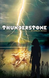 Diane's Book Blog: Thunderstone by Barbara Pietron: Guest Post & Giveaway