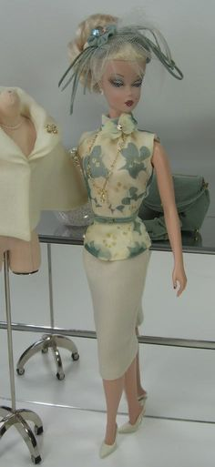 Fluent French for Silkstone Barbie