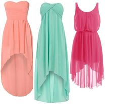 Just love all the dreese there so pretty and one might be for my grad