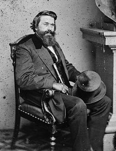 Louis T. Wigfall (1816-1874) was the first commander of the Texas Brigade. He served as a member of the Texas Legislature, the United States Senate, and the Confederate States Senate.This view was taken circa the 1860s. It is courtesy of the Library of Congerss.
