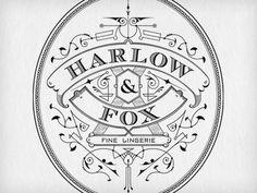 Harlow & Fox by Jennifer Lucey-Brzoza