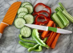 Vegetable Dill Dip / Crisp Tools Giveaway | Peanut Butter and Peppers
