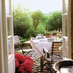 thatched roof cottage weranda polish magazine4