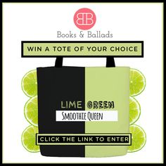 Books & Ballads Tote Giveaway#contest #giveaway #fashion