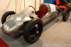 1950 Iota P1/CB52, Race Retro, Stoneleigh.