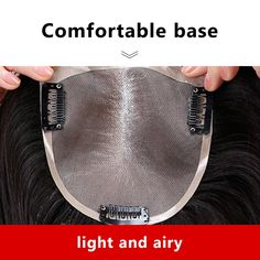 Hairpieces For Women, Hair Toupee, Postpartum Hair Loss, Beauty Routines, Hair Pieces, Cool Hairstyles, Pure Products, Hair Volume, Base