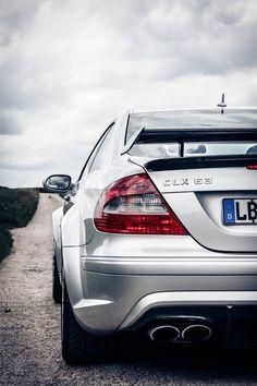 Mercedes Benz CLK AMG 63