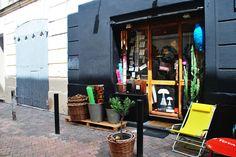 Boutique Déco // rue Pastoret, 6ème