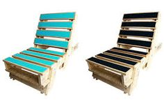 Image result for pallet chairs