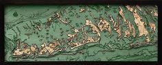 Florida Keys Wood Chart