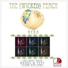 Wicked Peach
