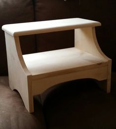 Items similar to Handmade wooden step stool on Etsy Kids Furniture, Furniture Design, Framed Shower Door, Wood Shoe Rack, Kids Stool, Step Stools, Hanging Chair From Ceiling, Blue Dining Room Chairs, Wood Shop Projects