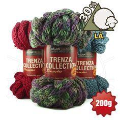 Fio Trenza Collection Sensações 200g - Bazar Horizonte