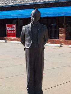 James Buchanan Statue, Presidents Tour, Rapid City, South Dakota - 15th President of the United States of America