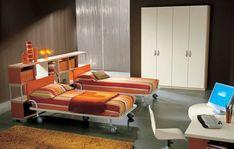camas con ruedas desplazables muy cómodas