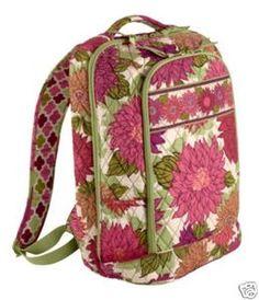 Hello Dahlia Laptop Backpack
