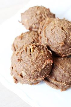 Biscotti Senza Burro allo Zenzero e Avena Integrale (Biscotti di Ivy)