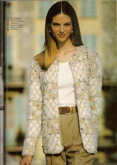 MAGAZINE ANNY BLATT N°137 tricot SPECIAL MODE : Autres Tricot et Crochet par…