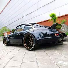 """Porsche RWB""  Travel In Style | #MichaelLouis - www.MichaelLouis.com"