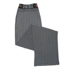 Majestic International Mens Cotton Man Up Mustache Pajama Pants. Two side pockets and a back pocket