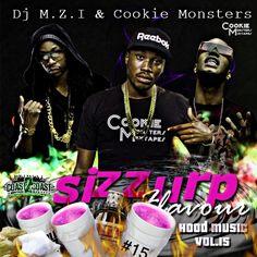 DJ M.Z.I. - Sizzurp Flavour Hood Music Vol 15