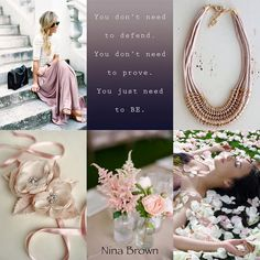 Don't defend yourself. #justbe www.ninabrown.co.za Beautiful Collage, Beautiful Words, Collages, Special Quotes, Colour Board, Inspirational Thoughts, Inspiring Quotes, Healthy Hair Tips, Good Mood