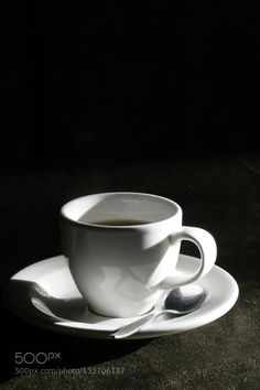 coffee cup and saucer by Margarita_Rosique IFTTT 500px beverage cafe coffee cup drink espresso food hot