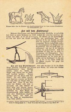 Flugblatt Berliner Tierschutz-Verein Nr. 56, ca. 1910 Seite 2