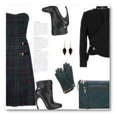 """""""#6444"""" by bliznec ❤ liked on Polyvore featuring Alexander McQueen, Victoria Beckham, Mulberry and Isabel Marant"""