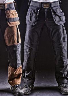 Uomo Denim Used-Look jeans lavaggio pantaloni stretch abbottonatura regular fit