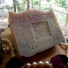Amazon.com: .Provence Lavender Jasmine Grandiflorum Bar Soap with Sea and Rose Clay ...Face and Body Bar Soap: Health & Personal Care